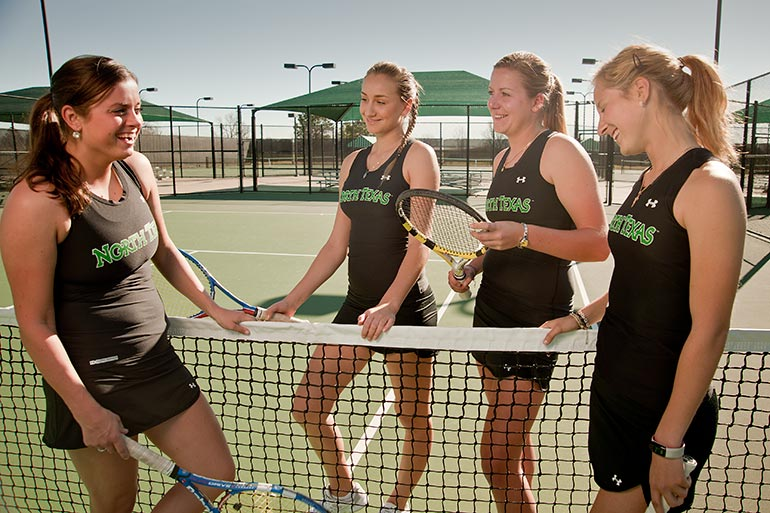 UNT Women's Tennis