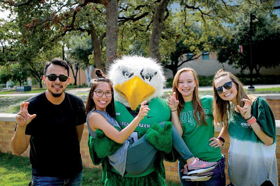 Students with Scrappy