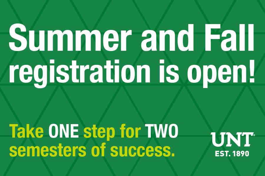 Summer/Fall Registration promo
