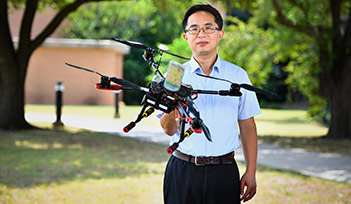 National Science Foundation grant to fund drone advances at UNT