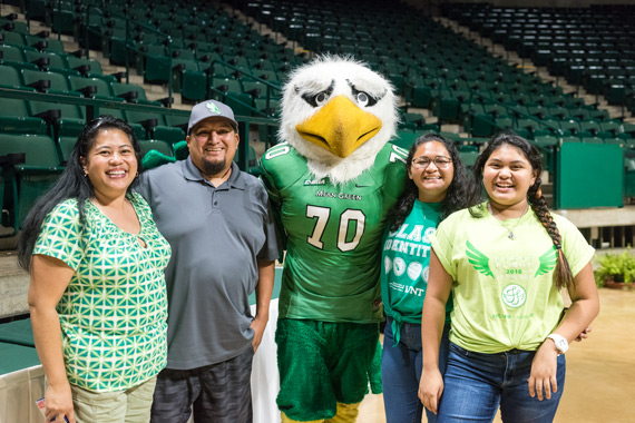 UNT Family Weekend