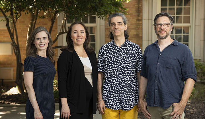 UNT professors to pursue creative research thanks to IAA fellowship