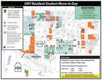 2016 Housing move-in zone map