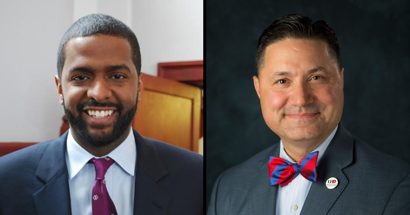 Bakari Sellers and Dr. Juan Sánchez Muñoz will speak at the 20th UNT Equity and Diversity Conference.