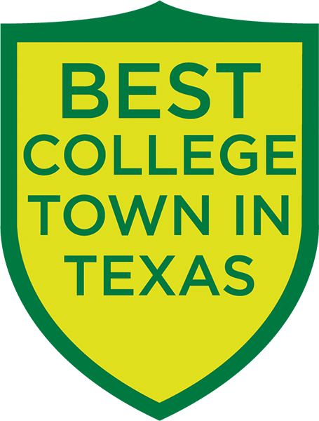 Best College Town in Texas