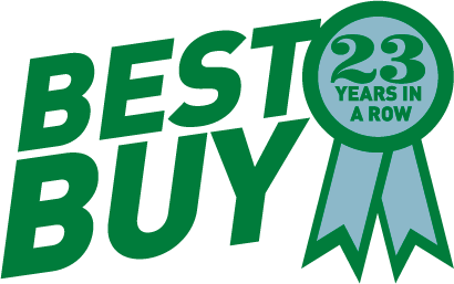 Best Buy 23 years in a row