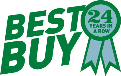Best Buy 24 years in a row