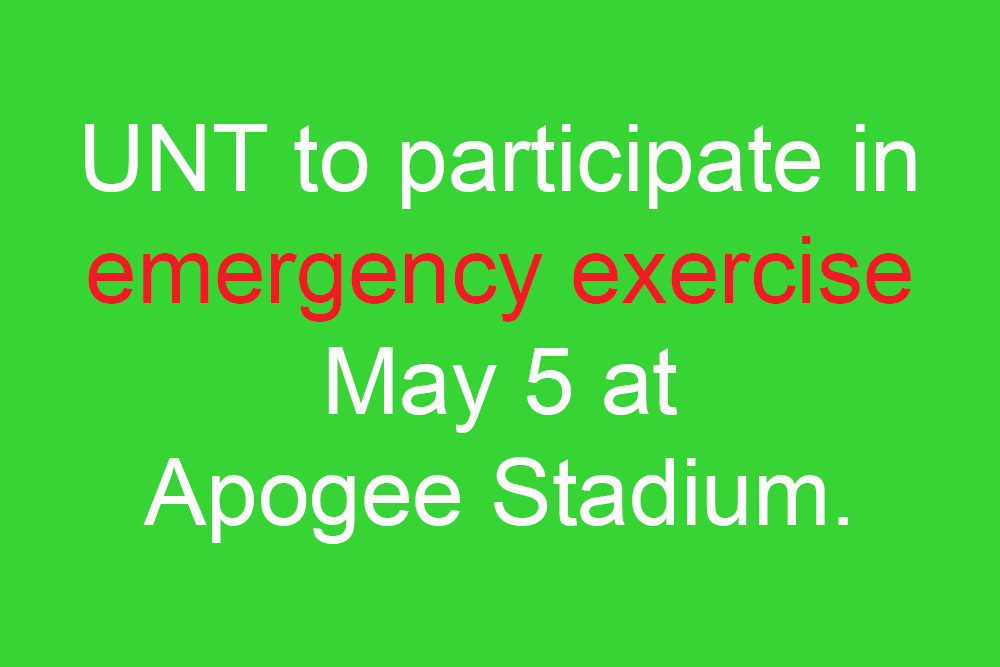 Emergency Exercise