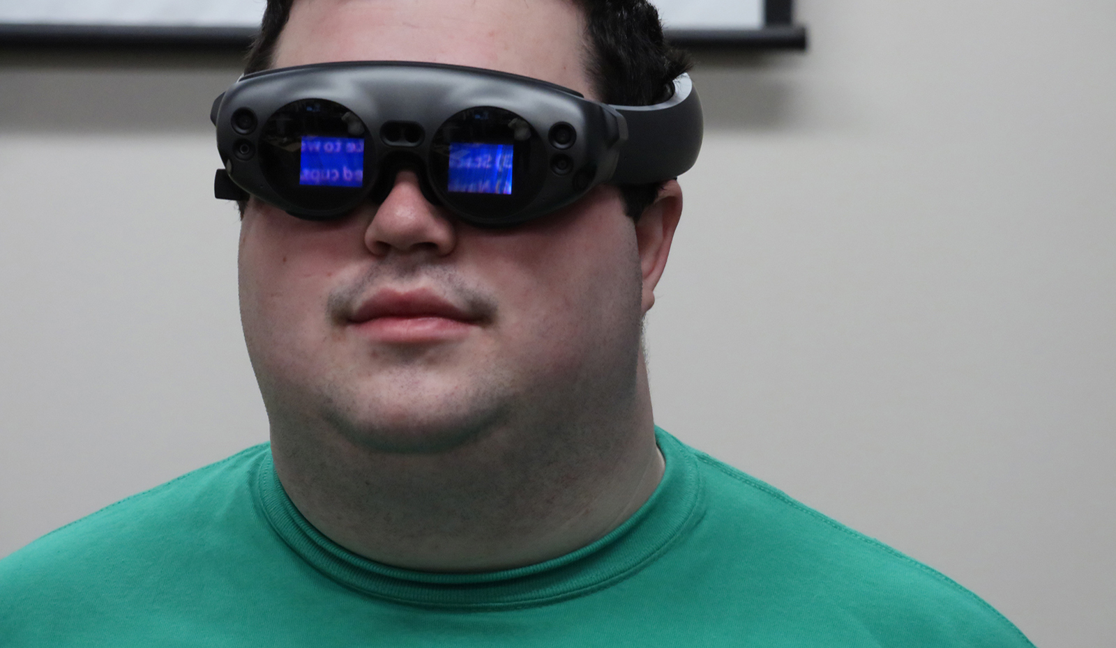 UNT students create augmented reality program