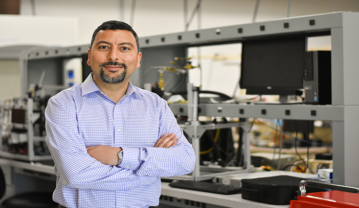 UNT engineering team joins NASA challenge to improve life support for astronauts