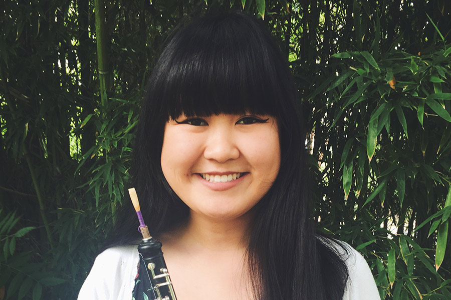 UNT College of Music names Undergraduate Presser Scholar