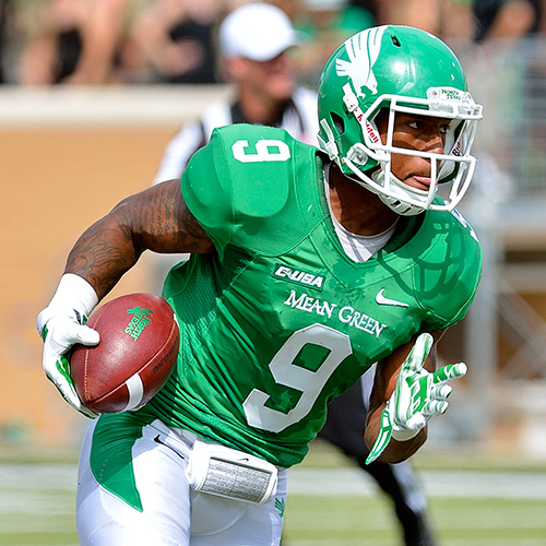 UNT Mean Green football