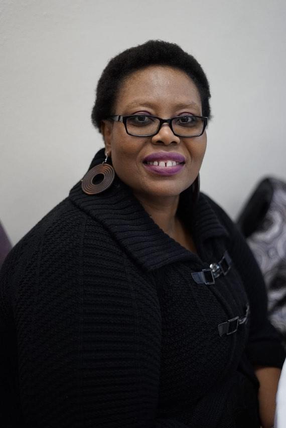 Lynett Mapenzauswa