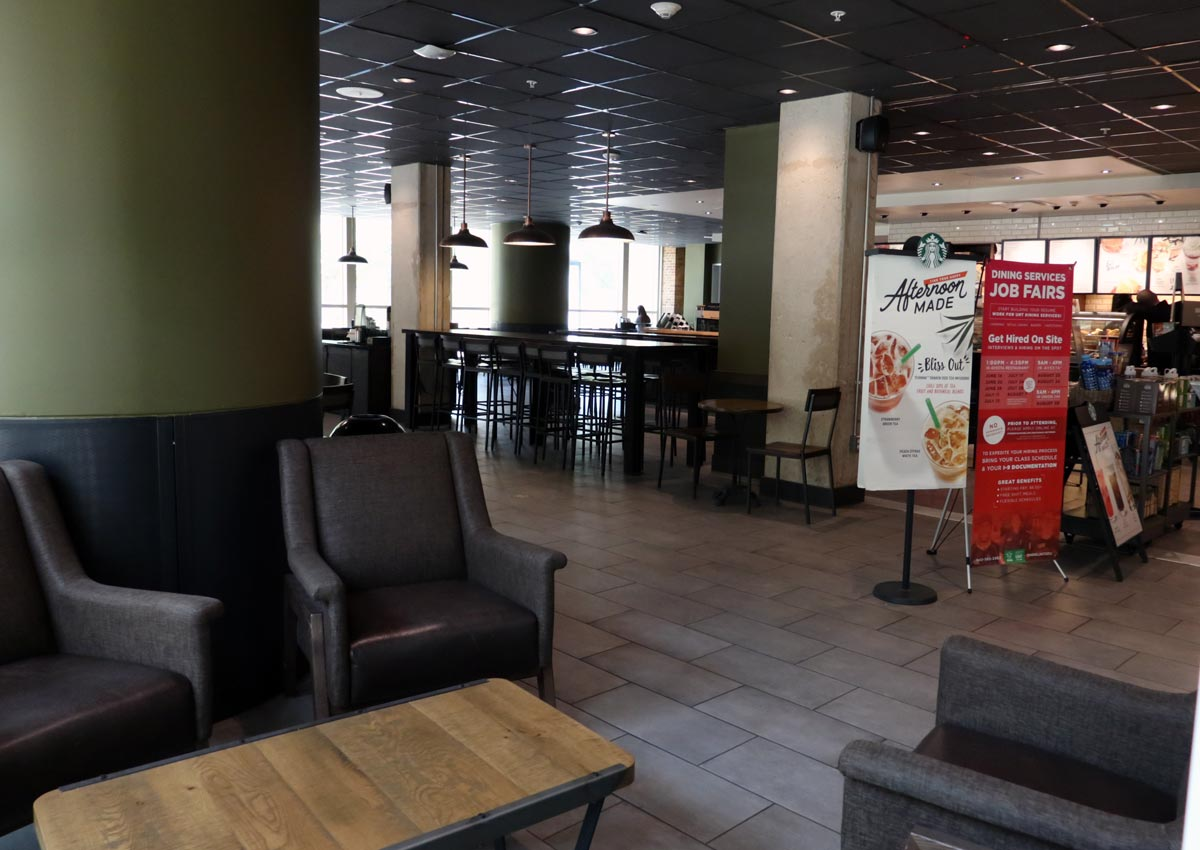 University Union Starbucks