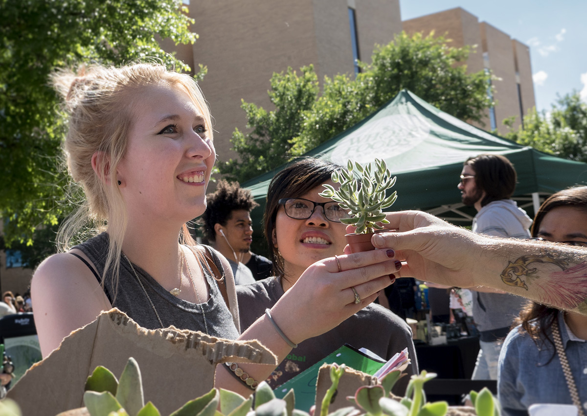 UNT Earth Fest