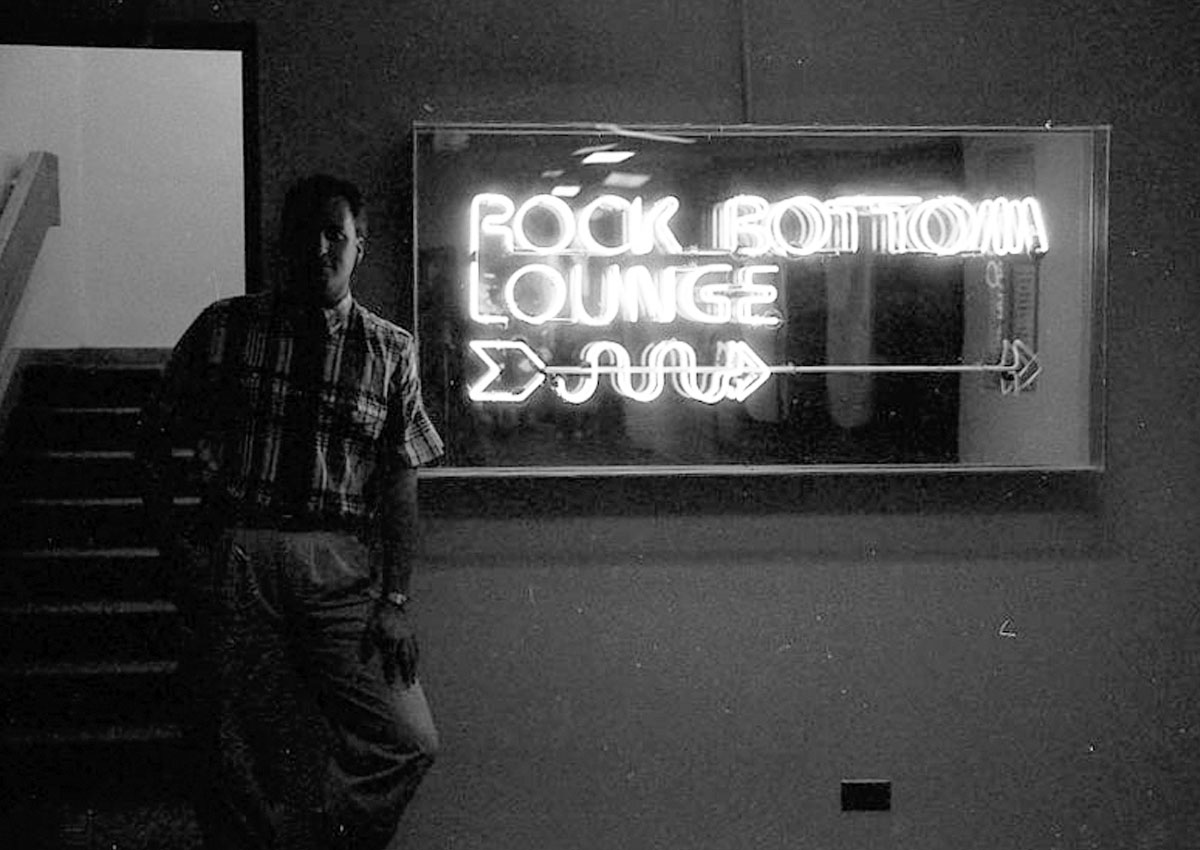The Rock Bottom Lounge