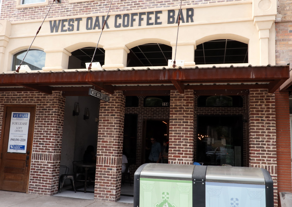 West Oak Coffee Bar