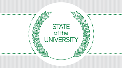 State of the University Seal